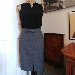 Banana Republic Pencil Skirt w/Bow Tie at Waist